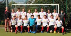 Stockton Hockey Club team photo