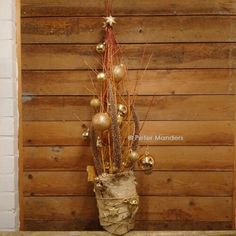 Kerst bij Peter Manders bloemist in Lemmer NL www.petermanders.nl