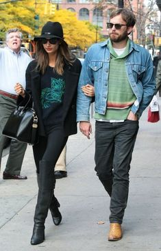 Caleb Followill Lily Aldridge Photos: Celebs Spotted at The Trump Soho Hotel