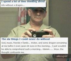 Hilarious Men on OKCupid