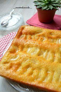 Gâteau simple, rapide et peu couteux