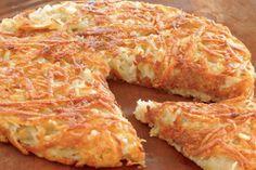 Ingrédients : pour deux grandes galettes:  –1,8 kg de pommes de terre  -Beurre, gras de canard ou saindoux  -sel  Préparation : 1- Épl...
