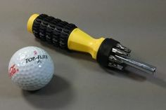 3 Super Easy Golf Ball Hacks : 16 Steps (with Pictures) - Instructables Golf Tiger Woods, Woods Golf, Golf Drawing, Golf Ball Crafts, Frat Coolers, Basic Tools, Golf Humor, Bowling Ball, New Gadgets