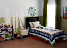 Amazing Wir zeigen Ihnen ein paar Kinderzimmer Deko Ideen die Ihnen helfen w rden das frische Strand und Urlaubsgef hl ins Baby Kinder und Jugendzimmer zu