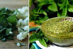 A continuación, las hojas de matcha se recogen y se requiere ser molidas en un polvo fino con piedra, lo que le da un sabor delicioso y único al té matcha.