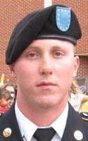 Army Pfc. David A. Drake