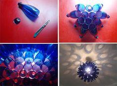 Revuelos la del fieltro: Como decorar tu casa reutilizando y reciclando