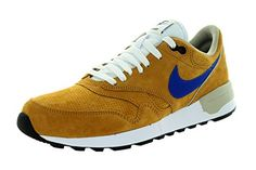 661f07ddc4ca4 Nike Mens Air Odyssey Ltr BronzeVarsity RoyalBg Chalk Running Shoe 9 Men US     Read