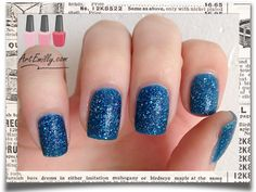 Get your number by OPI Liquid Sand