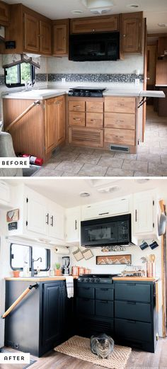 tiny-kitchen-remodel-in-rv-before-after-mountainmodernlife.com
