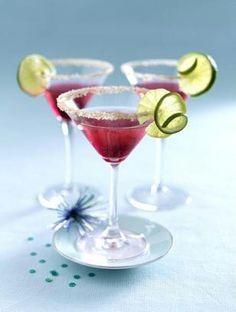Silvester-Cocktail Rezept