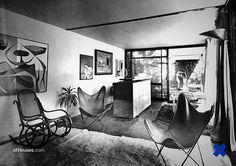 Casa Oks. 1953-57. Antonio Bonet Castellana. Localidad de Martínez. Buenos Aires, Argentina.