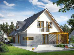 Home Interior Design, Home Goods, Exterior, House Design, Cabin, House Styles, Modern, Home Decor, Arquitetura