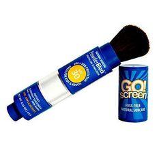 Go!Screen Mineral Powder Sunscreen #summer #protect #SPF