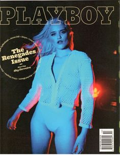 #ad PLAYBOY Magazine October 2016 The Renegades Issue Sky Ferreira  Black Cover  http://rover.ebay.com/rover/1/711-53200-19255-0/1?ff3=2&toolid=10039&campid=5337950191&item=183171304640&vectorid=229466&lgeo=1