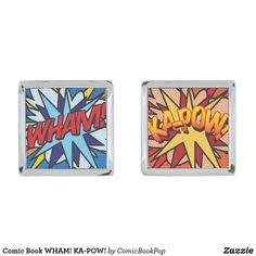 Comic Book WHAM! KA-POW!