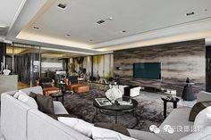 台湾330平米低调奢华豪宅