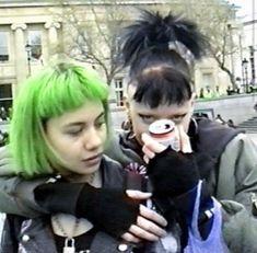 Estilo Rock, Chicas Punk Rock, Lila Baby, Mode Punk, Emo Princess, Malibu, Riot Grrrl, After Life, Emo Scene
