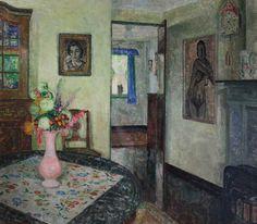 'Interior' by Leon de Smet