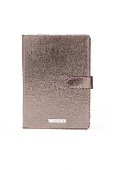 Chelsea Mini iPad Case - Pewter Metallic on sale for $26.55!