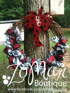 USC Wreath  Go Gamecocks