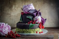 The Best Flourless Chocolate Mud Cake