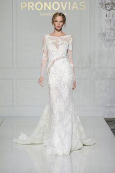 The Best Long-Sleeve Wedding Dresses at Bridal Fashion Week