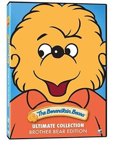 Camilla Scott & Michael Cera - Berenstain Bears - Ultimate Collection - Brother Bear Edition