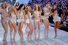 I'm Turning Myself into A Victoria's Secret Angel - Elle