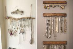 Ideas para organizar los accesorios | Decoración