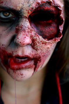 Zombie by ~Noir-SNF on deviantART