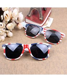 fe08b655b182 Vintage Sunglasses for Women American Patriotic  square  sunglasses   cheapsunglasses  designersunglasses Dragon Sunglasses