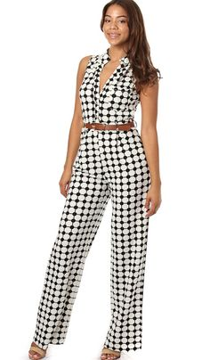 One Hottie Mama  - Connect the Dot Jumpsuit, $64.90 (http://stores.onehottiemama.com/connect-the-dot-jumpsuit/)
