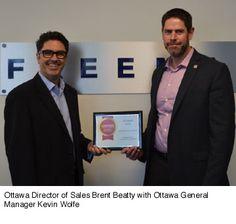 #Freeman Audio Visual #Ottawa Wins Consumer Choice #Award for #AV Services for Third Consecutive Year #eventprofs #eventtech #CCA