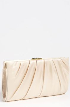 For the Bridesmaids, or for myself...  Nina 'Larry' Satin Clutch | Nordstrom #Nordstromwedding