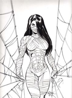 Cindy Moon - Web Warrior.