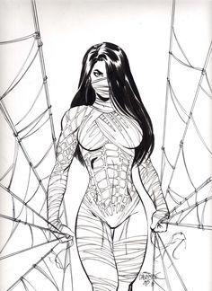 Cindy Moon - Web Warrior.
