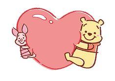Piglet e Pooh