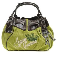Juicy Couture Purses | ... Juicy Couture Handbags :: Juicy Couture Free Style Velour Handbag
