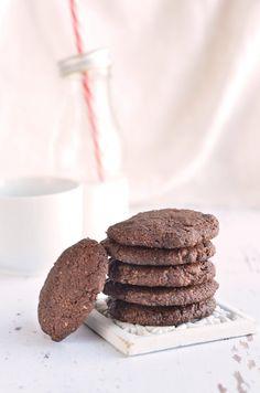 Teljes kiőrlésű csokis keksz - lustaság fél egészség, de jelen esetben egész | Sweet & Crazy