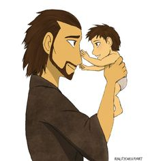 Hanzo and Baby Kubo by realitycheckmyart on DeviantArt Laika Studios, Kubo And The Two Strings, Two Sisters, Pacific Rim, Young Boys, Films, Movies, Storytelling, Samurai