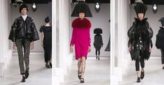 #Origami may be a paper art, but Junya Watanabe transformed it into clothes:::: #Fashion