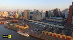 Mercado Público e Cais do Porto