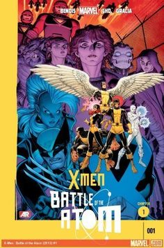 X-Men Battle of the Atom No.1 #BrianMichaelBendis The past, present and future of the #XMen collide in this 50th Anniversary event crossover! http://www.amazon.com/dp/B00EUQPCXA/ref=cm_sw_r_pi_dp_rFaGsb089Q654DCH