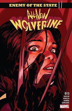 All-New Wolverine (2015-) #13 - Marvel Comics