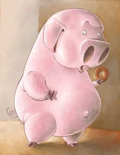 Pig by Hahnsel