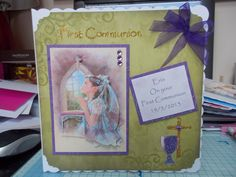 another communion card
