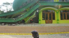 6.1 Quake Strikes #Indonesia