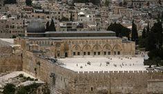 Israel Trying to Destroy Al-Aqsa Mosque