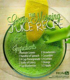 The Green Morning Ju...